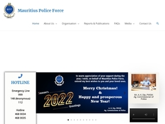The Mauritius Police Force