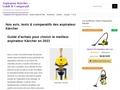 Comparatif aspirateur kärcher