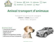 Aniwal - Taxi animalier
