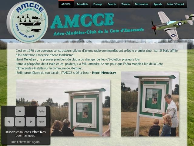 AMCCE-Aero-Modele-Club de la Cote d'Emeraude