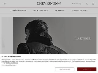 miniature Chevignon