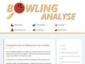 Bowling Analyse