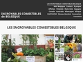 INCREDIBLE EDIBLE BELGIUM | Participons au changement