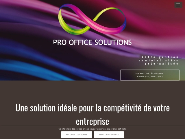 LIMOGES - PRO OFFICE SOLUTIONS : gestion administrative, comptable