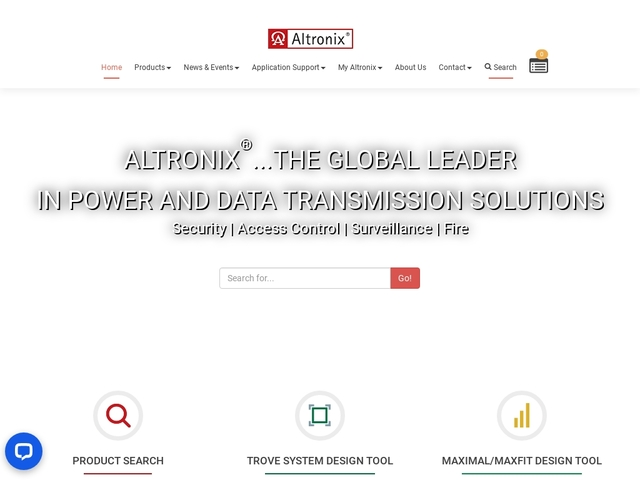 Altronix Home