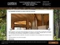 Scierie pin maritime Lesperon : bois de construction et de menuiserie