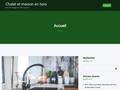 vente de chalet et maison bois scadinave - 40 Landes