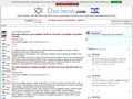 [DESINFOS.COM] - La revue des infos sur Israel - Shalom