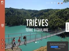 Le Trièves, un territoire Eau'Sommets - Ecotourisme en Vercors -