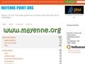 Mayweb : Un annuaire des pages web de la Mayenne