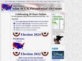 David Leip's Atlas of US Presidential Elections