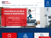 Webcaution.ch - Garantie de loyer en Suisse