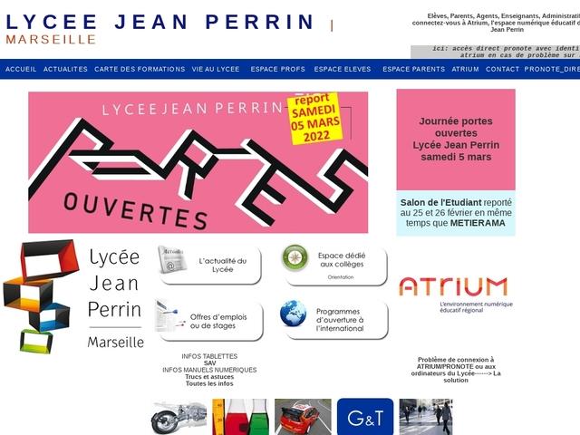 Lycée Jean Perrin (Marseille)