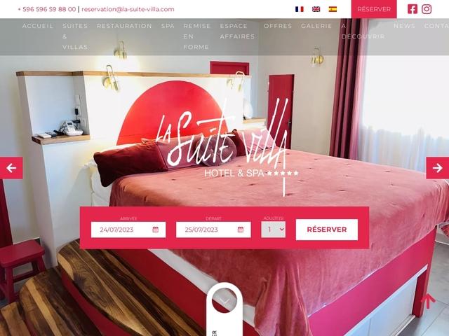 Le Zandoli - Restaurant gastronomique Martinique - Trois Ilets