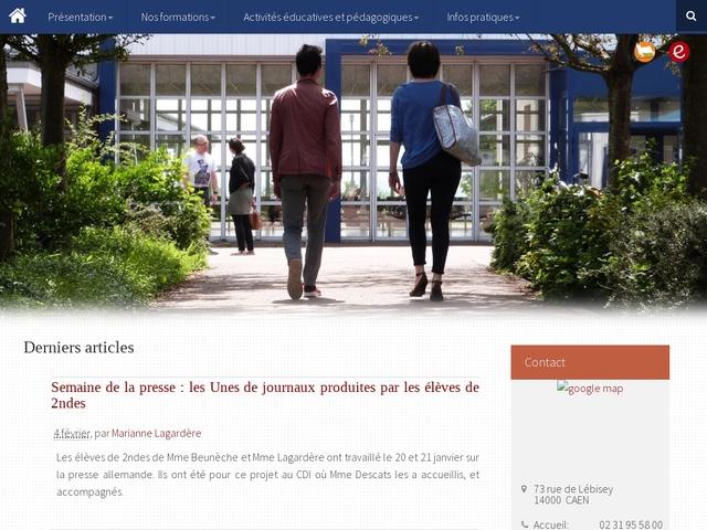 Lycée Dumont Durville (Caen)