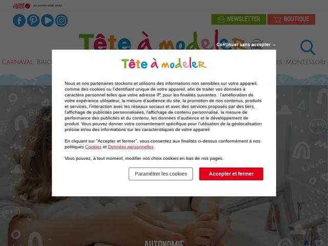 TETE A MODELER