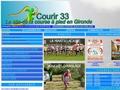 COURIR 33 - LE SITE DE LA COURSE A PIED EN GIRONDE