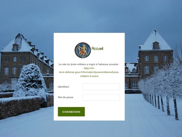 Lycée Militaire (Autun)
