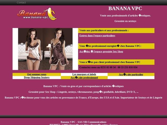 Banana VPC