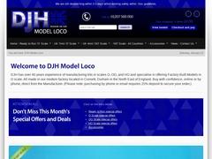 DJH Model Loco