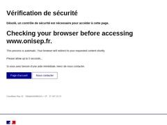 Test ONISEP pour les 5ème Quels métiers pour moi ?