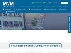 Mobile App Design & Development - Bangkok, Thailand,MVMInfoTech