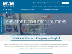 Web Designer Bangkok - Web Designer Thailand | MVM Infotech
