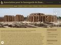 Christian LEBLANC et la sauvegarde du tombeau de Ramsès II