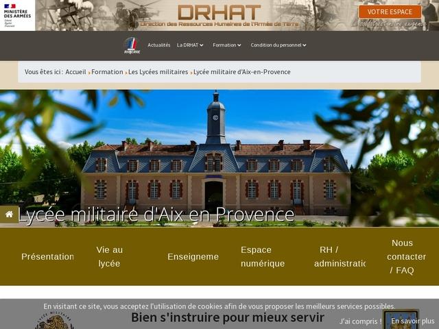 Lycée Militaire d' Aix en Provence