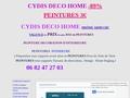 Peinture, design et déco interieur, devis gratuit 26 Drôme