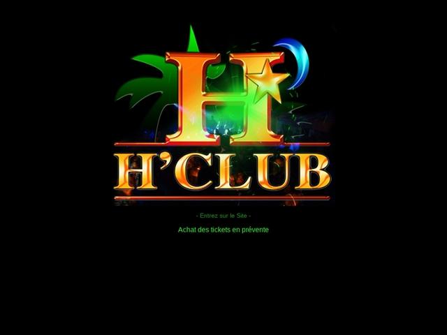 H Club Discoteque Ducos Martinique
