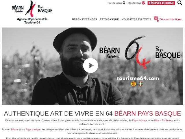 Pays Basque-Béarn Pyrénées office touristique (64)
