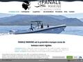 Fanale Marine bateau semi-rigide corse