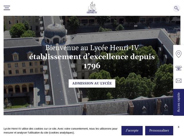 Lycée Henri IV (Paris, Vème arrondissement)