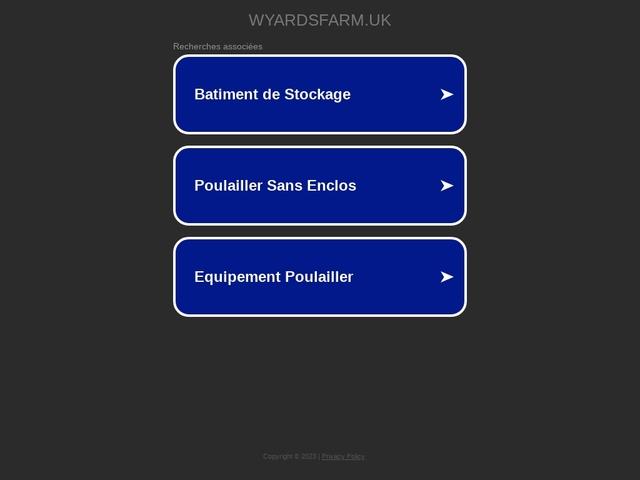 Wyard's Farm - Beech - Alton - England.