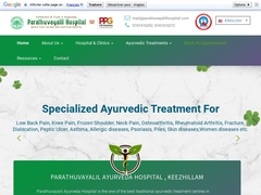 Best Ayurvedic Treatment Hospital For Panchakarma In Kerala
