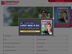 Medical Point of Care Series - Hospitals Management