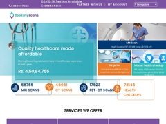 Full body Master Health Check up Packages -India