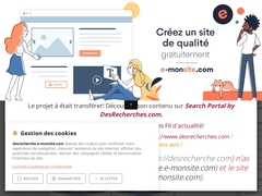 Annuaire|DesRecherche - L'annuaire de qualité du web 2.0!
