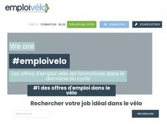 emploivélo, le site des offres d'emploi vélo