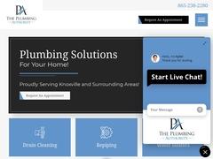 The Plumbing Authority Inc.