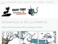 Olivier Tichit - Dessinateur de bandes dessinées