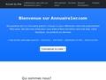 Annuaire1er. annuaire gratuit. annuaire de sites web