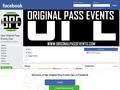 OPE - ORIGINAL PASS EVENT