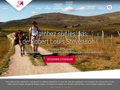 Sur le chemin de R L Stevenson - GR70 - site officiel