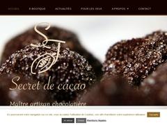 Secret de Cacao, Sylvie FAUCHER Maître Chocolatière à Langogne, Lozère