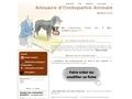 Annuaire Vétérinaire-Ostéopathie dans le monde