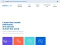 Annuaire  vétérinaires ostéopathes et masseurs - lebonchien.fr