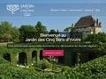 Jardin des Cinq Sens - Yvoire