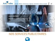 Plateforme d'affiliation AXIS MEDIAS